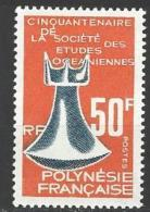 "Polynésie YT 46 "" Etudes Océanographiques "" 1967 Neuf** - French Polynesia"