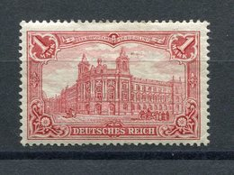 Deutsches Reich Mi Nr. 78A* - Geprüft - Germania
