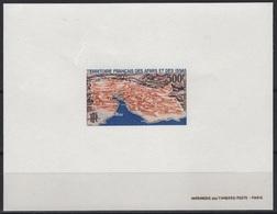 Afars Et Issas (1968)  Yv. Av. 59 /  Cartes - Maps - EPREUVES - PROOFS - Aardrijkskunde