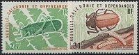 Nelle Calédonie, N° 406 à N° 407** Y Et T - New Caledonia