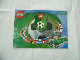 LEGO TECHNIC SOLO MANUALE ISTRUZIONI COSTRUZIONE 3409 - Catalogs