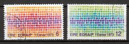 Ierland Mi 287,288 Europa Gestempeld Fine Used - Gebruikt