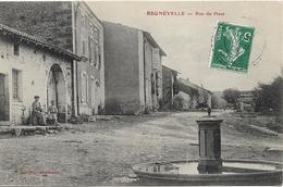 REGNEVELLE Rue Du Haut - France