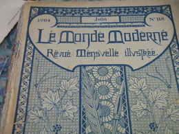 ILE AUX MOINES/GHEEL ALIENES/ VILLENEUVE AVIGNON/CHATEAU PEUPLE PARIS/CATACOMBES /SOUS MARIN/MUTUELLE /SOURDS - Livres, BD, Revues