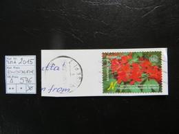 "2015  "" Rhododendrum ""  Echt Gelaufen   LOT 576 - Belarus"
