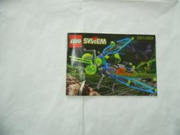 LEGO  SOLO MANUALE ISTRUZIONI COSTRUZIONE SYSTEM 6907/6909. - Cataloghi