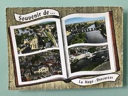 LA HAYE-DESCARTES. Souvenir De ... - France