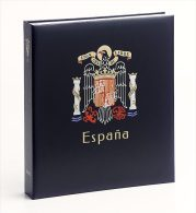 DAVO LUXE ALBUM ++ SPAIN VII 2007-2012 ++ 10% DISCOUNT LIST PRICE!!! - Albums Met Klemmetjes