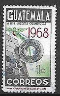 GUATEMALA    -   1968  -  Jeux Olympiques.  Oblitéré. - Guatemala