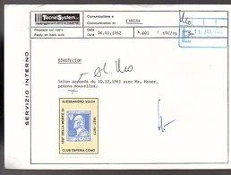 Alessandro Volta Club Esperia Como (222) - 1946-.. République