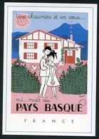PEYNET - PAYS-BASQUE - Peynet