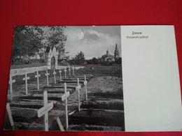 JANOW HELDENFRIEDHOF - Polen