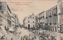 TORRE DEL GRECO - PIAZZA DEL POPOLO - MONUMENTO A GARIBALDI - Torre Del Greco