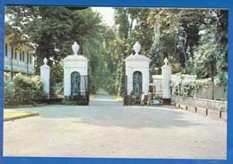 Indonesien; Pintu Gerbang Kebun Raya - Indonesien