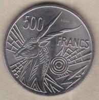 500 Francs Essai 1976 B Republique Centrafricaine - Centrafricaine (République)