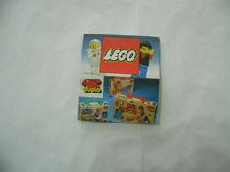 LEGO  SOLO MANUALE ISTRUZIONI COSTRUZIONE LEGO PUBBLICITà DUPLO LEGOLAND. - Cataloghi