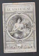 """Cette (345 Hérault) Plaquette Offerte Par PHARMACIE PRINCIPALE DE CETTE: """"le Nouveau-né"""" (PPP10637) - Advertising"""