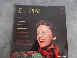 Disque 25 Cm De Edith Piaf N°1 - Philips B 76.081 R - 1963 - Special Formats