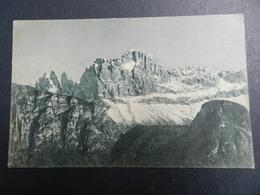 19930) LOCALITA' ALPINA DA IDENTIFICARE NON VIAGGIATA 1925 CIRCA - Cartoline