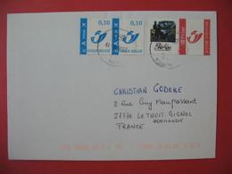 Enveloppe   Moto 2005  Belgique - Motos