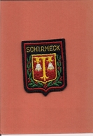 Ecusson Tissu Brodé  -     CHIRMECK - Patches