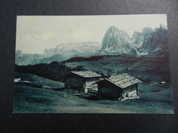 19930) LOCALITA' ALPINA DA IDENTIFICARE CON CASE RASCARD NON VIAGGIATA 1925 CIRCA - Cartoline