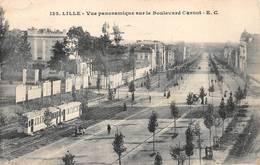 Lille EC 122 Tram Tramway Boulevard Carnot - Lille