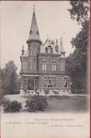 Watermaal-Bosvoorde - Watermael-Boitsfort Chateau Du Reve Boitsfort ZELDZAAM RARE (In Zeer Goede Staat) - Watermaal-Bosvoorde - Watermael-Boitsfort