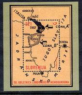 SLOVENIA 2004 London Memorandum Block  MNH / **.  Michel Block 21 - Eslovenia