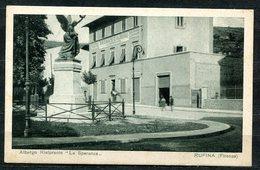 CARTOLINA - CV2664 RUFINA (Firenze FI) Albergo Ristorante La Speranza, FP,  Viaggiata 1932 Per Lodi, Affrancata Con 30 C - Firenze (Florence)