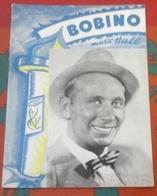 Programme Bobino Music Hall 1956 Rentrée De Charles Trenet, Claude Vega Josette Privat André Robert - Programmes
