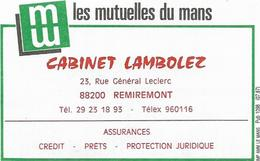 ~  JP  ~   CALENDRIER  1988    ~   REMIREMONT     ~ - Calendriers