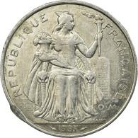 Monnaie, Nouvelle-Calédonie, 5 Francs, 1983, Paris, TB, Aluminium, KM:16 - Nuova Caledonia