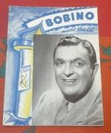 Programme Bobino Music Hall 1957 Rentrée De Henri Génés Dany Dauberson André Thorent Jacques Charby Jeanne Darbois - Programmes