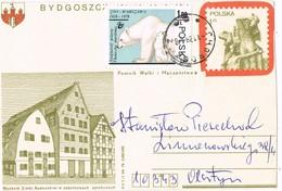 32590. Entero Postal CHOROSZCZ (Polska) Polonia 1981. Motivo Bydgoszc - Enteros Postales
