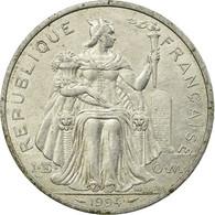Monnaie, Nouvelle-Calédonie, 5 Francs, 1994, Paris, TTB, Aluminium, KM:16 - Nuova Caledonia