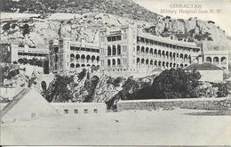 Cpa Gibraltar, Hôpital Militaire - Gibraltar