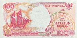 Indonesia 100 Rupiah, P-127e (1992/96) - UNC - Indonesia