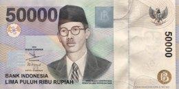 Indonesia 50.000 Rupiah, P-139a (1998) - UNC - Indonesia