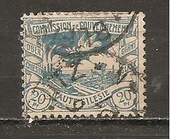 Alta Silesia Yvert  36 (usado) (o) - Silesia (Alta & Baja)