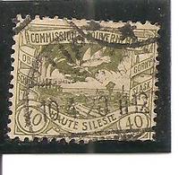 Alta Silesia Yvert  39 (usado) (o) - Silesia (Alta & Baja)