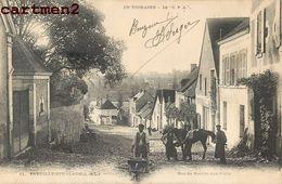 PREUILLY-SUR-CLAISE RUE DU MARCHE AUX PORCS 37 - France