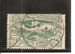 Alta Silesia Yvert  42 (usado) (o) - Silesia (Alta & Baja)