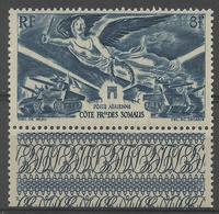 COTE FRANCAISE DES SOMALIS 1946 YT PA 13** - SANS CHARNIERE NI TRACE - Unused Stamps