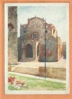 Carte - ERICE - La Matrice - Entree Provinciale Per Il Turismo - Trapani - Trapani