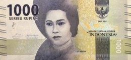 Indonesia 1.000 Rupiah, P-154 (2016) - UNC - Indonesia
