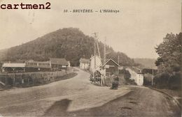 BRUYERES L'HELEDRAYE 88 - Bruyeres