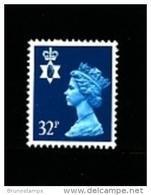 GREAT BRITAIN - 1988  NORTHERN IRELAND  32 P.  MINT NH   SG  NI65 - Irlanda Del Nord