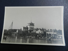 19930) INDONESIA GIAVA BATAVIA ORA JAKARTA NON VIAGGIATA 1930 CIRCA - Indonesia