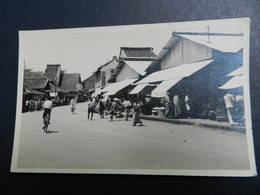19930) INDONESIA GIAVA BATAVIA ORA JAKARTA VIA MERCATO NON VIAGGIATA 1930 CIRCA - Indonesia
